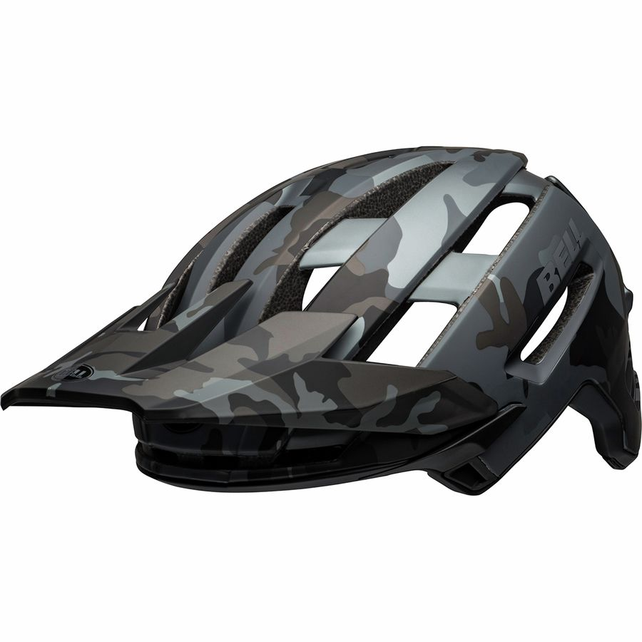 S Bell Super 3 MIPS Helmet Mens Matte Force Blue//White