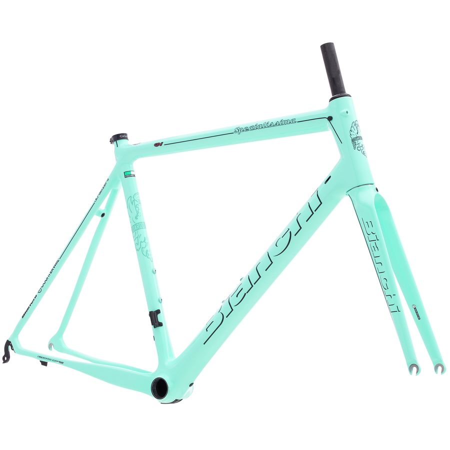 Bianchi Road Frameset | Competitive Cyclist