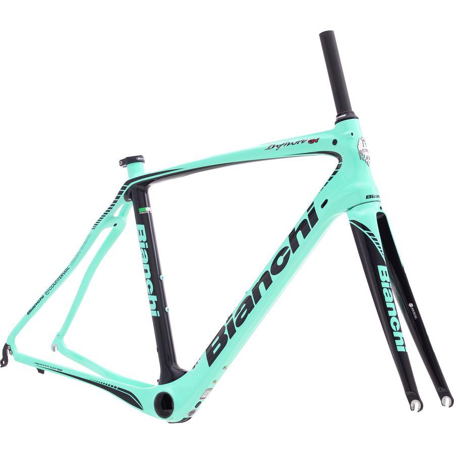 Bianchi CV Road Bike Frameset - 2018 | Competitive Cyclist