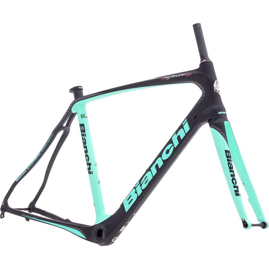 Bianchi CV Disc Road Bike Frameset - 2018 | Competitive Cyclist