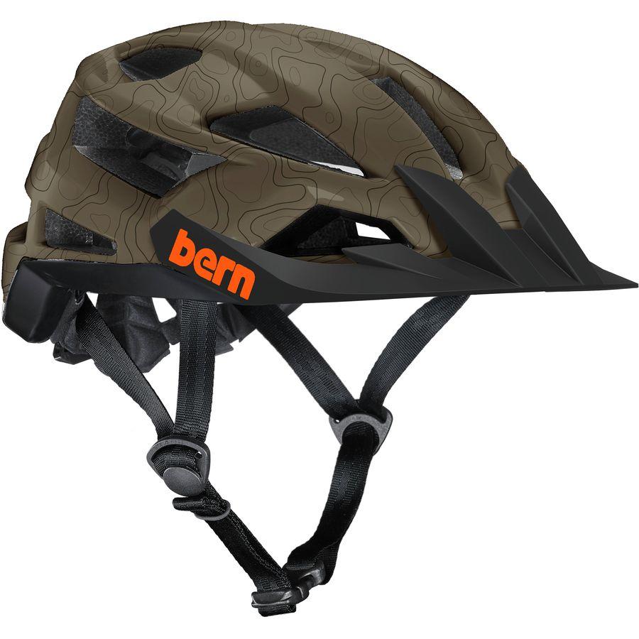 Bern 2016 Mens FL-1 Summer Bike Helmet