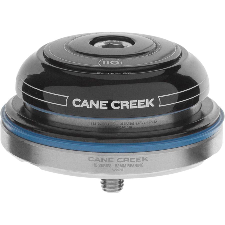NEW Cane Creek 110 IS41//28.6 IS52//40 Headset Black FULL WARRANTY