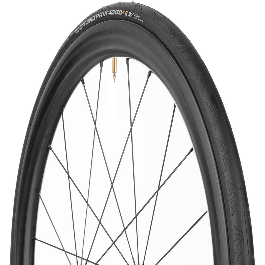 Continental Bicycle Tires >> Continental Grand Prix 4000 S Ii Tire Clincher Competitive Cyclist