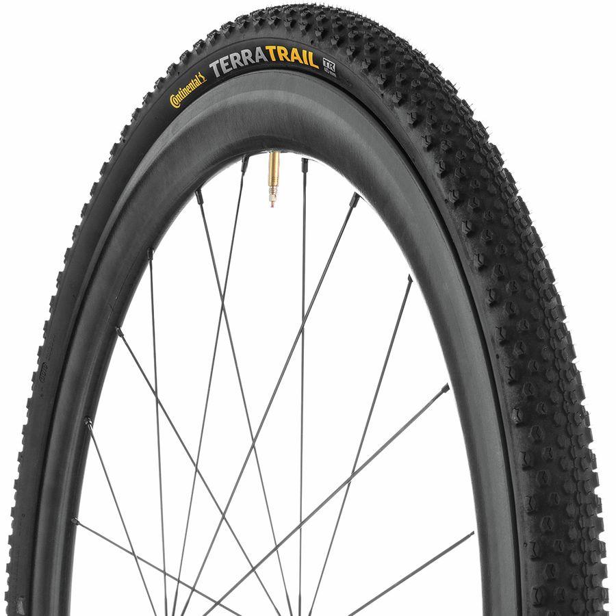 Continental Terra Trail Tire 700 x 40 Fold ProTection TR Black Chili
