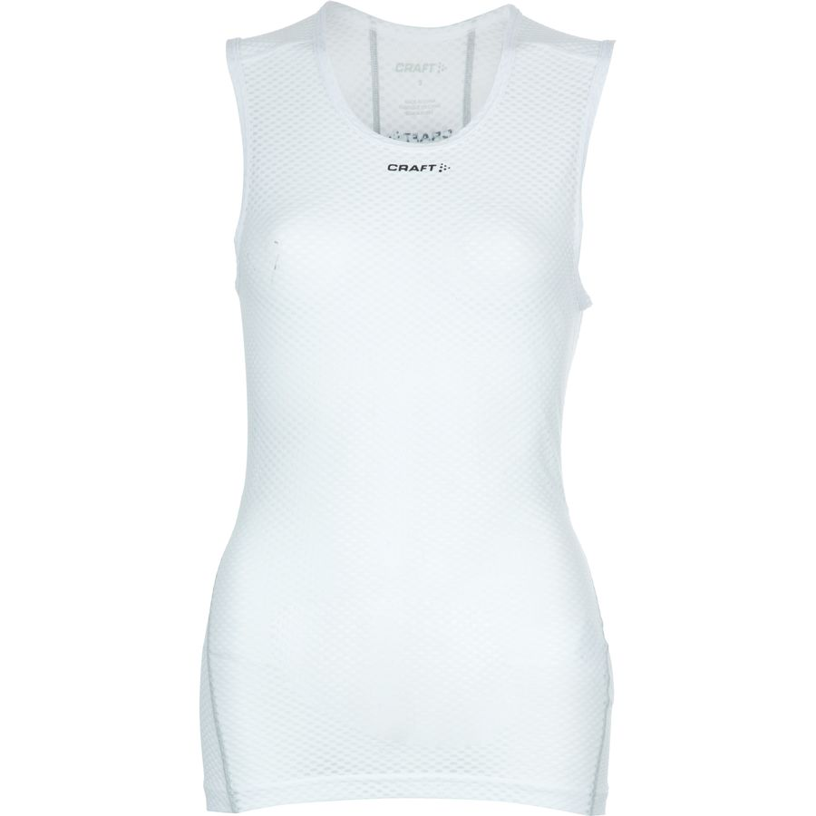 dc3586ec543e8 Craft COOL Mesh Superlight Sleeveless Base Layer - Women s ...
