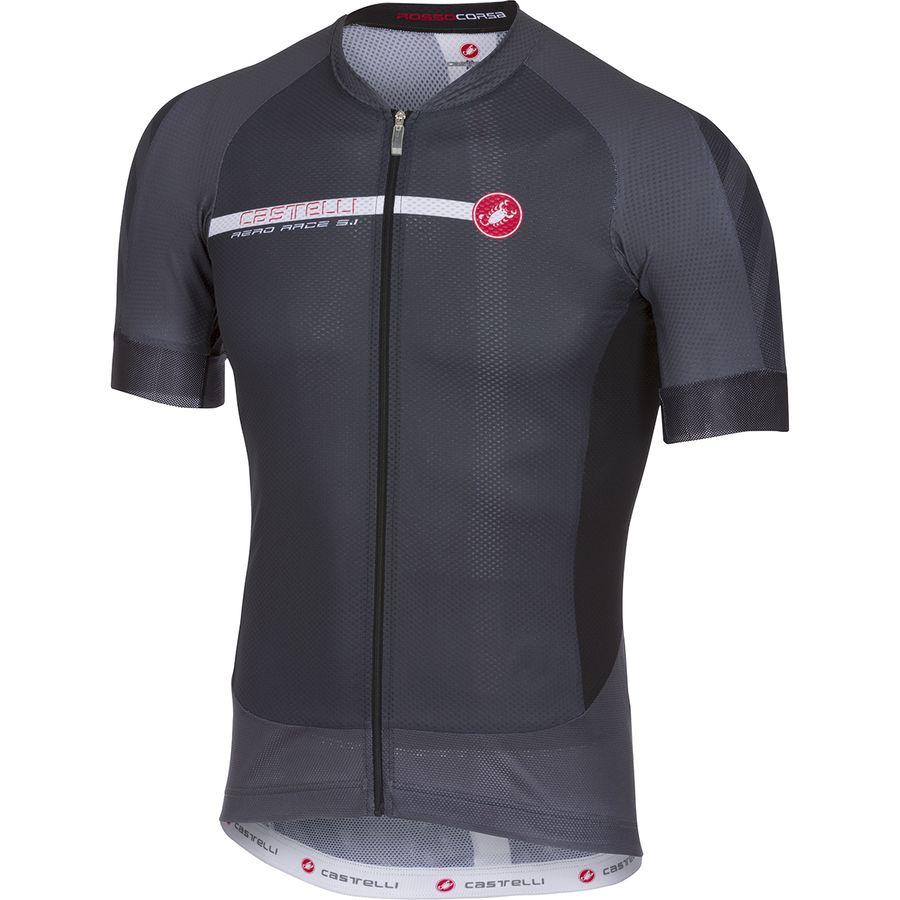 03620a77e Castelli Aero Race 5.1 Full Zip Jersey - Men s