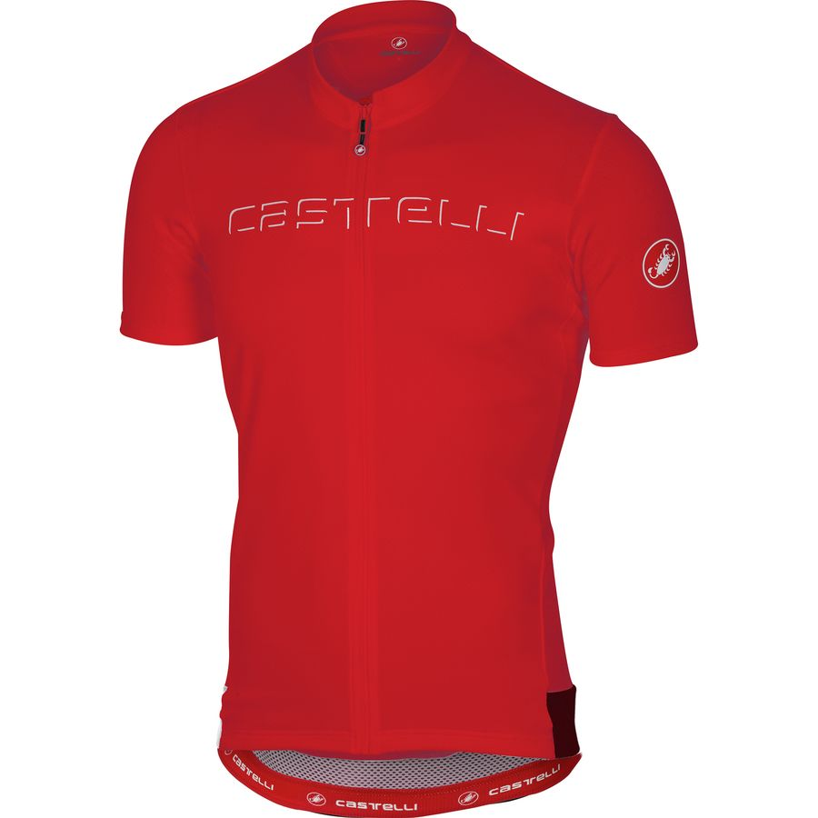 d4c296f01 Castelli Prologo V Jersey - Men s