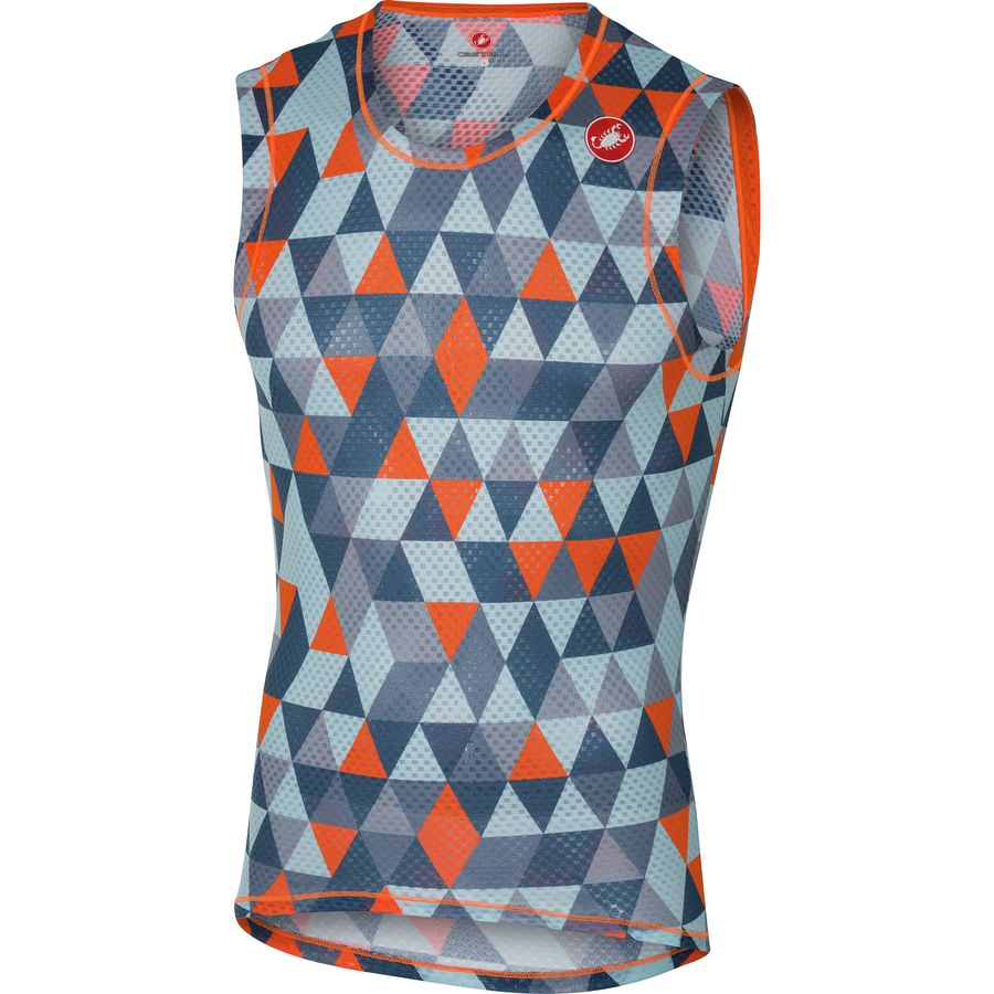 0468ba5575018 Castelli Pro Mesh Sleeveless Baselayer - Men s