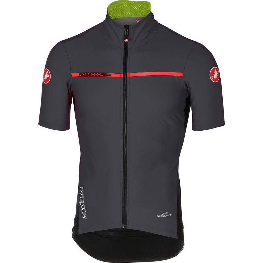 Castelli Perfetto Light Short-Sleeve Jersey - Men s  021c0a78d
