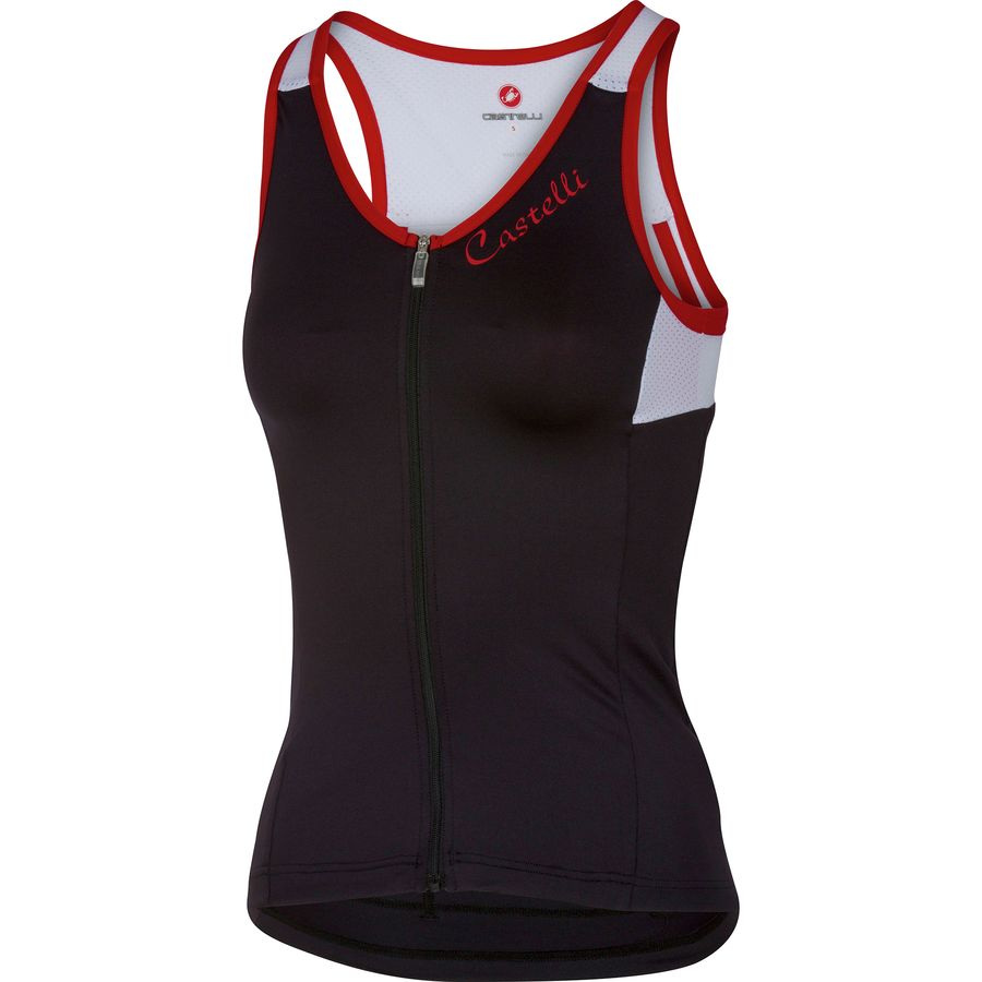 4cac27d98 Castelli Solare Sleeveless Jersey - Women s