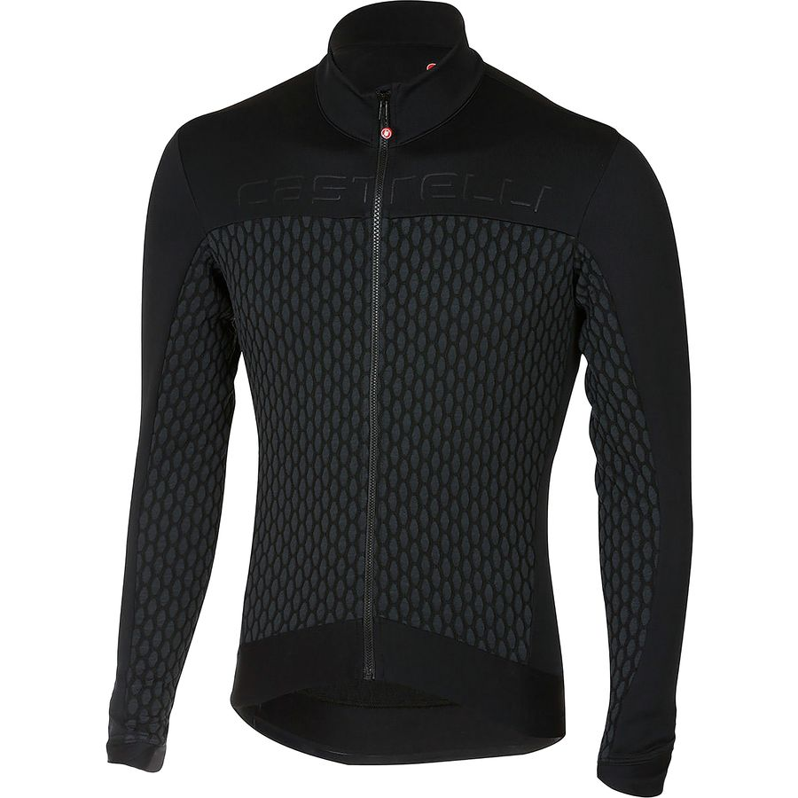 Castelli Sfida Long-Sleeve Full-Zip Jersey - Men s  01c279efd