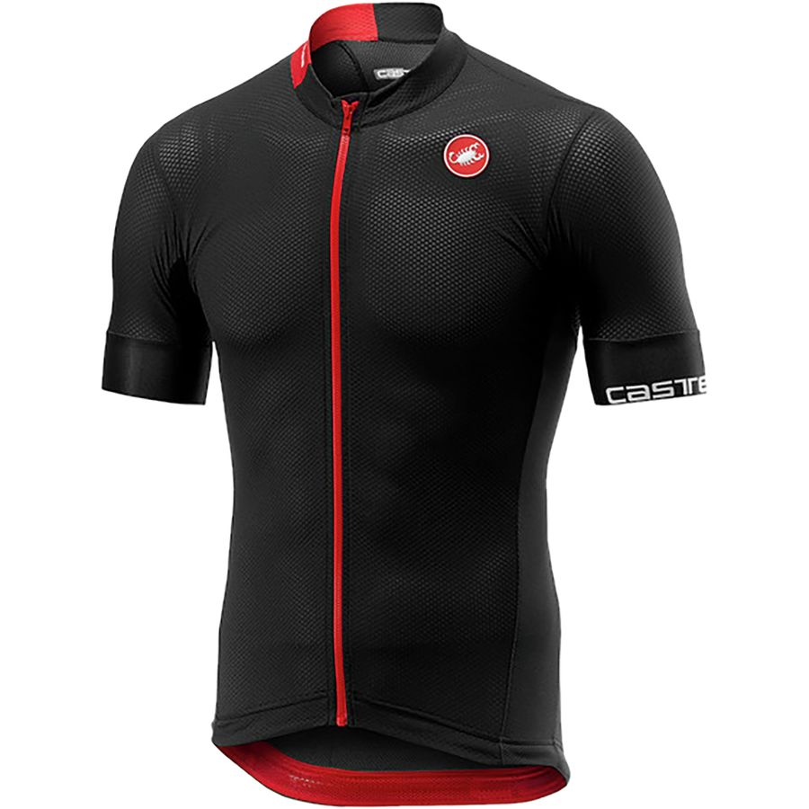 Castelli Aero Race 4.1 Solid Full-Zip Jersey - Men s  5149f093a