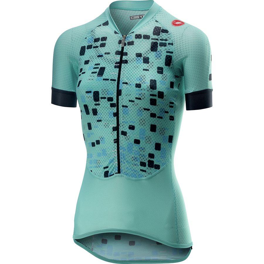 ab5a15ebc Castelli Climber s Short-Sleeve Jersey - Women s