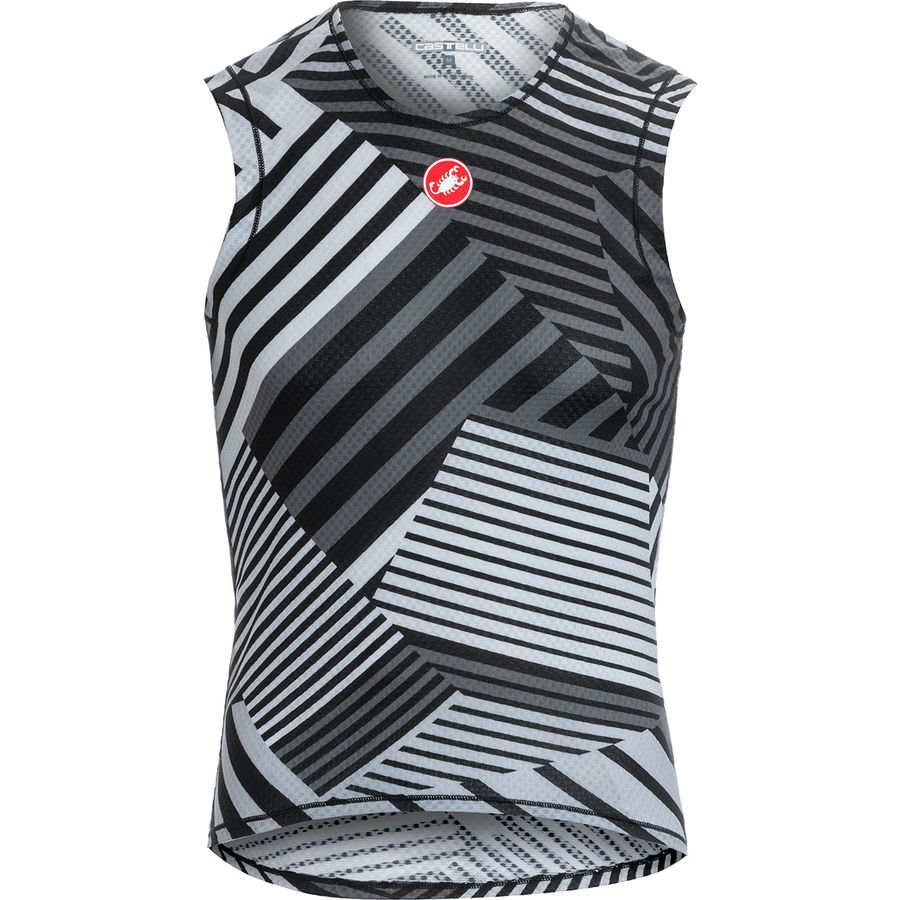 e8632a9bed5dd0 Castelli Pro Mesh Limited Edition Sleeveless Base Layer - Men s ...