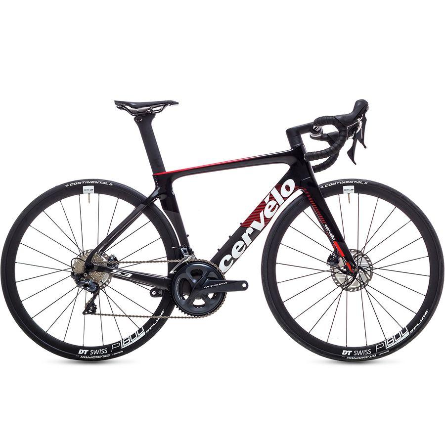 9ee934e2317 Cervelo S3 Disc Ultegra R8020 Complete Bike | Competitive Cyclist