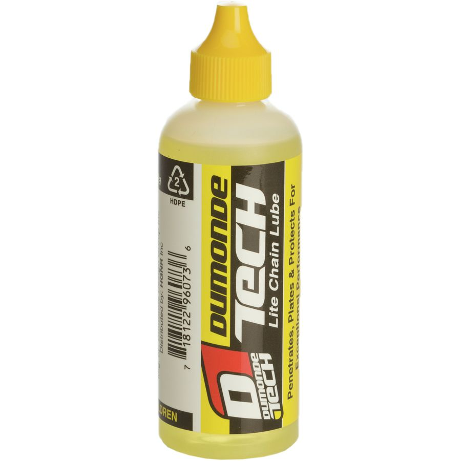 Dumonde Tech Lite Bicycle Chain Lubrication Competitive Cyclist
