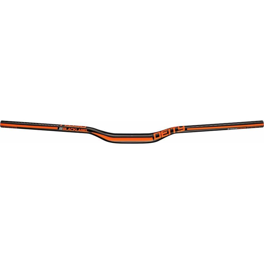 Green 25mm//800mm 31.8 Blacklabel 800 Riser Bar
