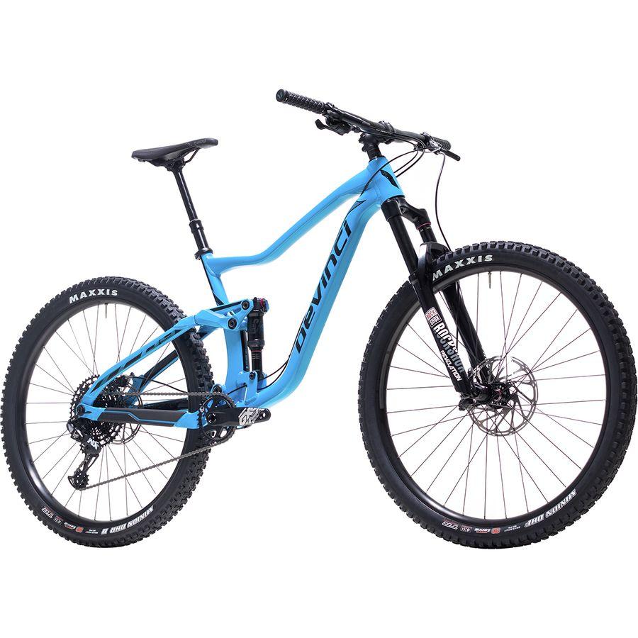 d12c2c49dcdf DeVinci Troy 29 NX Eagle Complete Mountain Bike