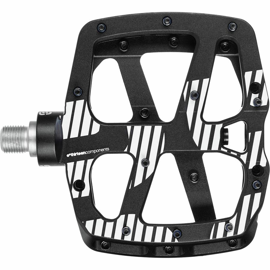 e*thirteen components Plus Flat Pedals