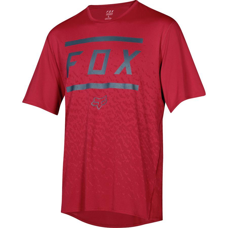 2df0cbd71 Fox Racing Youth Ranger Short Sleeve Jersey - Boys