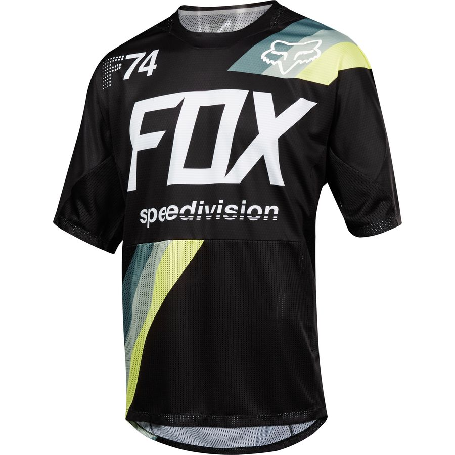 Fox Racing Demo Bike Short-Sleeve Jersey - Men s  3c8e52b55