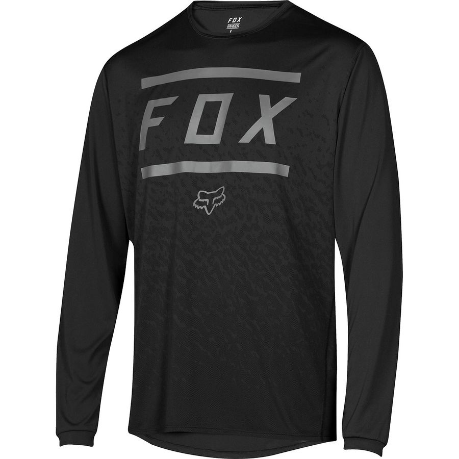 Fox Racing Ranger Jersey - Long-Sleeve - Men s  e4a97a99b