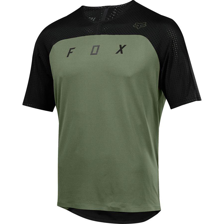 10d875d73 Fox Racing Livewire Short-Sleeve Jersey - Men s