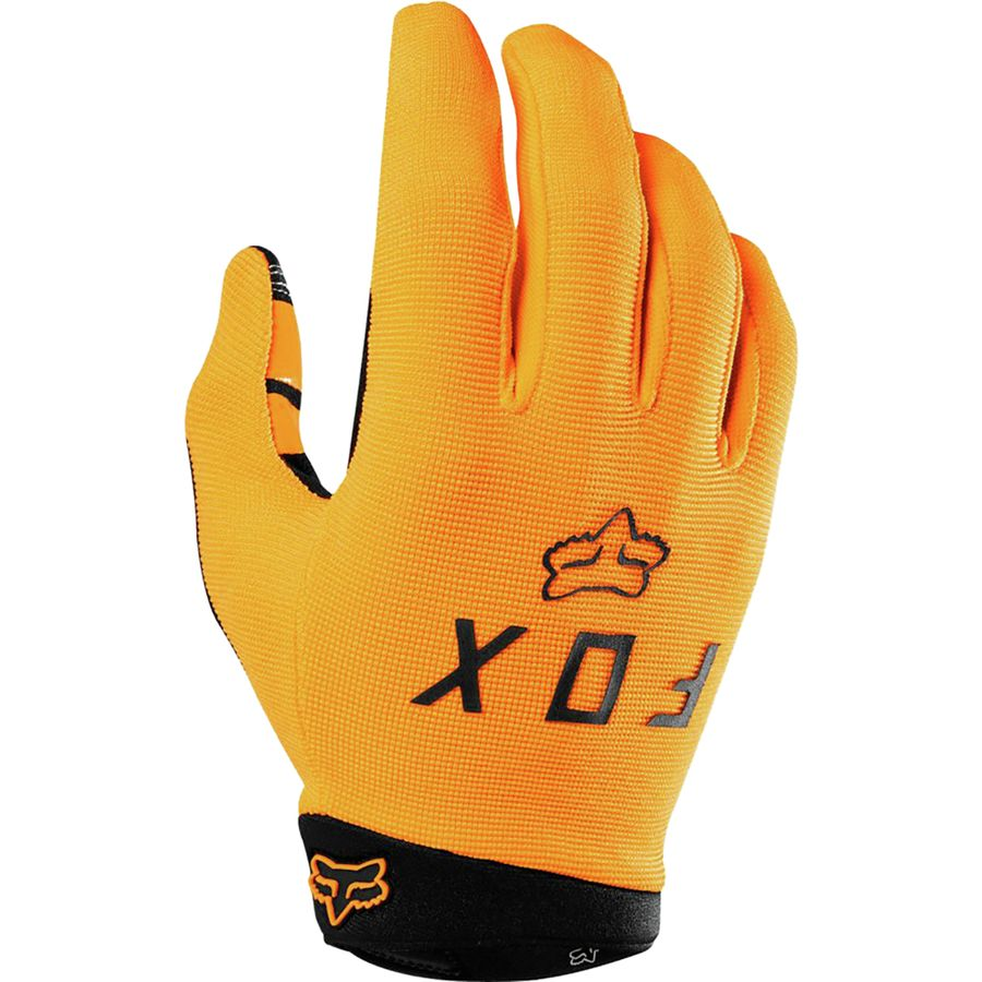 Gloves Fox Lady Ranger Gel Purple Hz S