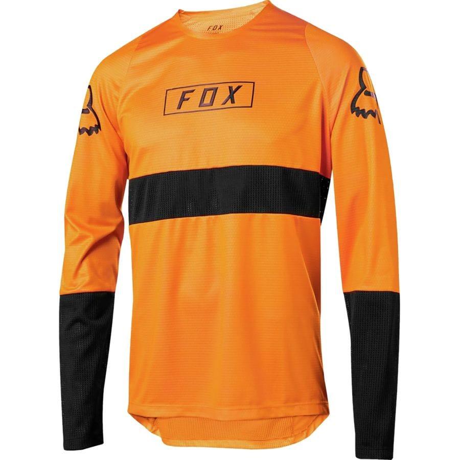 Fox Racing Jersey Defend LS Fox Maglia Uomo
