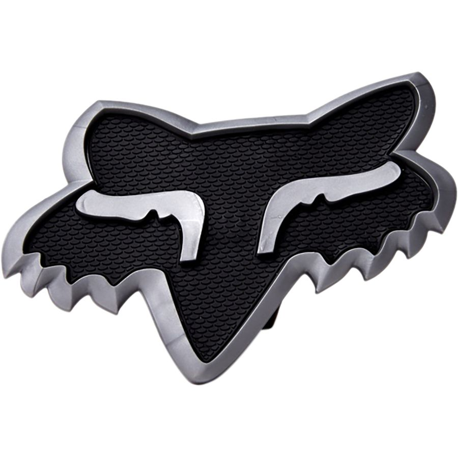 Fox Racing Fox Head Trailer Hitch Cover Competitive Cyclist