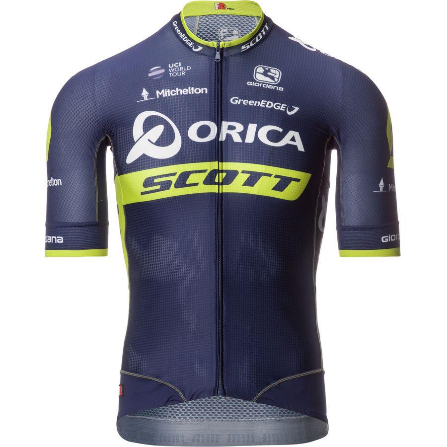4922456fc Giordana FR-C Pro Orica Team Jersey - Men s