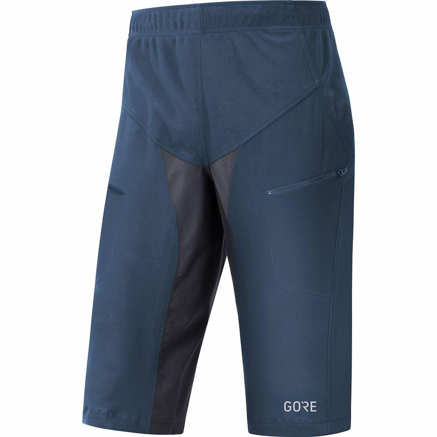 . GORE Wear Men/'s Waterproof Cycling Shorts C5 GORE-TEX Active Trail Shorts,..