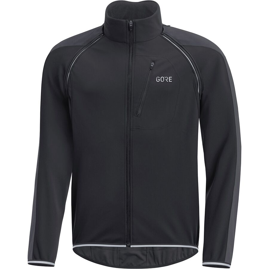 Gore Wear C3 Gore Windstopper Phantom Zip Off Jacket Men