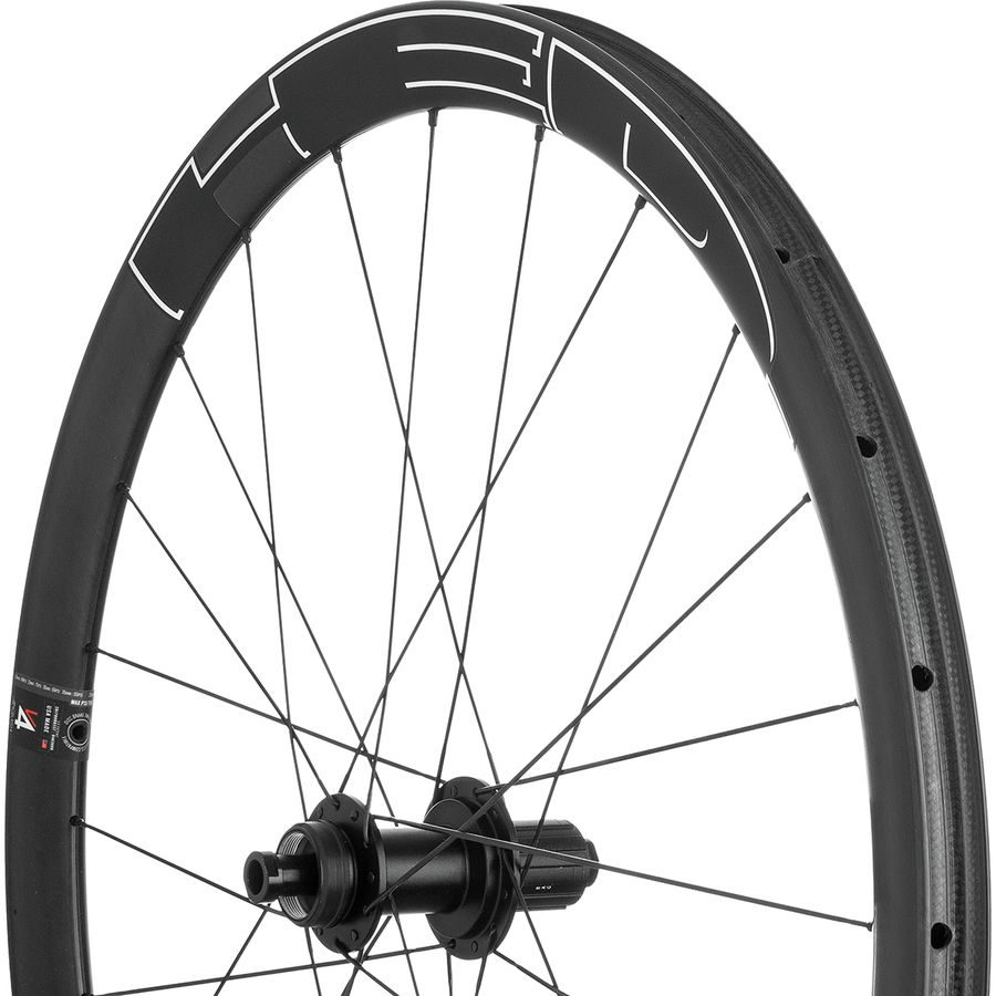 HED Vanquish 4 Disc Wheelset Rear