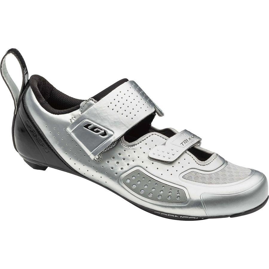 Details about  /Louis Garneau Tri Air Lite Triathlon Shoe Men/'s 45.5 11 US Camo//Silver Reg $350