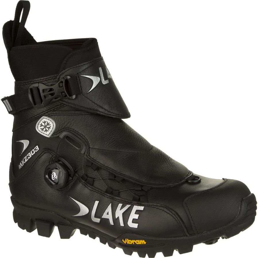 Lake Mxz303 Wide Winter Cycling Boot Men S Competitive