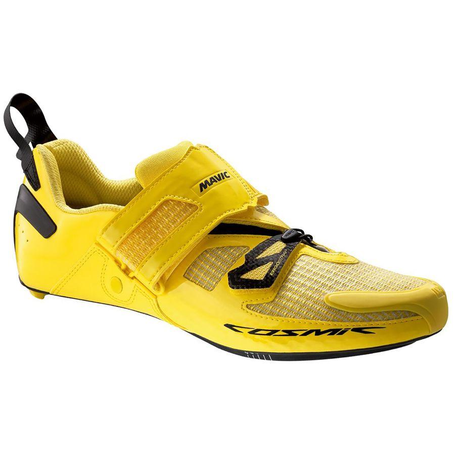 f4cc6139380 Mavic Cosmic Ultimate Tri Cycling Shoe - Men's | Competitive Cyclist