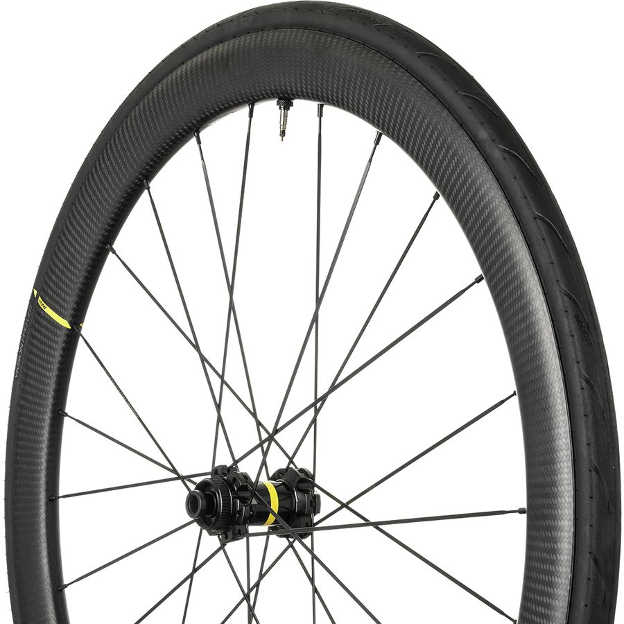 e965138c2a9 Mavic Cosmic Pro Carbon UST Disc Wheel | Competitive Cyclist
