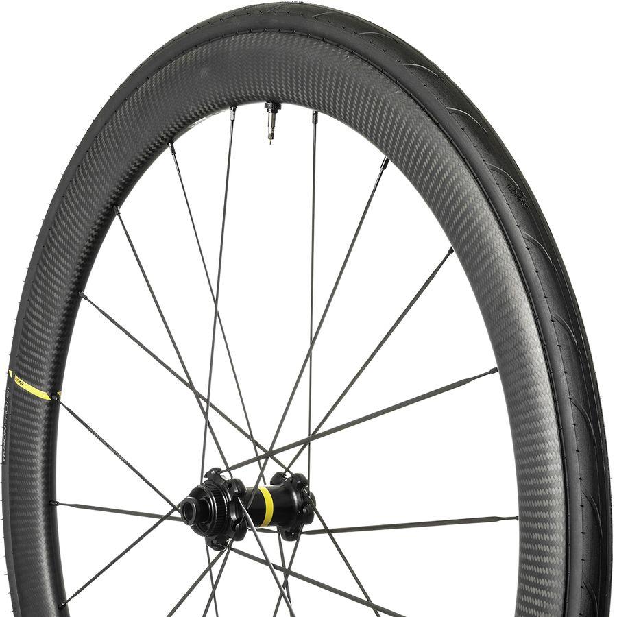 b1ca245b227 Mavic Cosmic Pro Carbon SL UST Disc Wheel | Competitive Cyclist