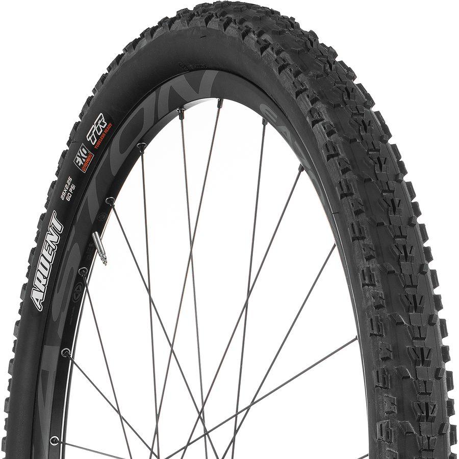 Maxxis Minion DHR II Tire 29x2.4 Tubeless Folding Black//Tan Dual EXO