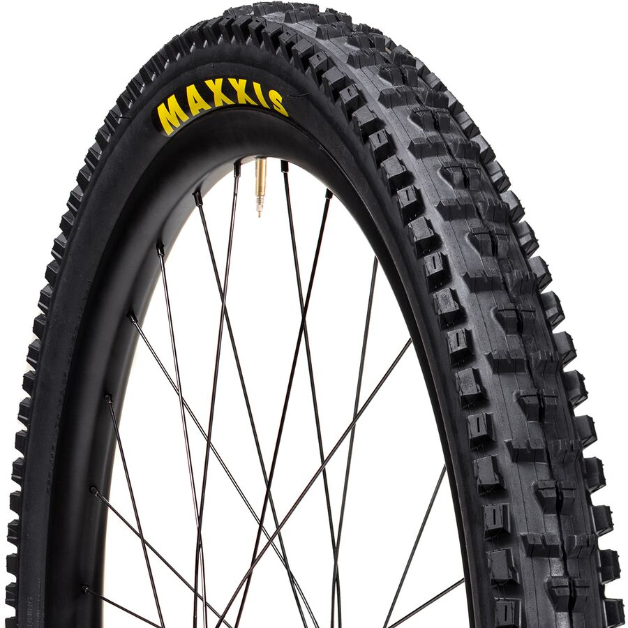 Maxxis High Roller Ii Tire 27.5 X 2.3 Tubeless Folding 3C Maxx Terra Exo