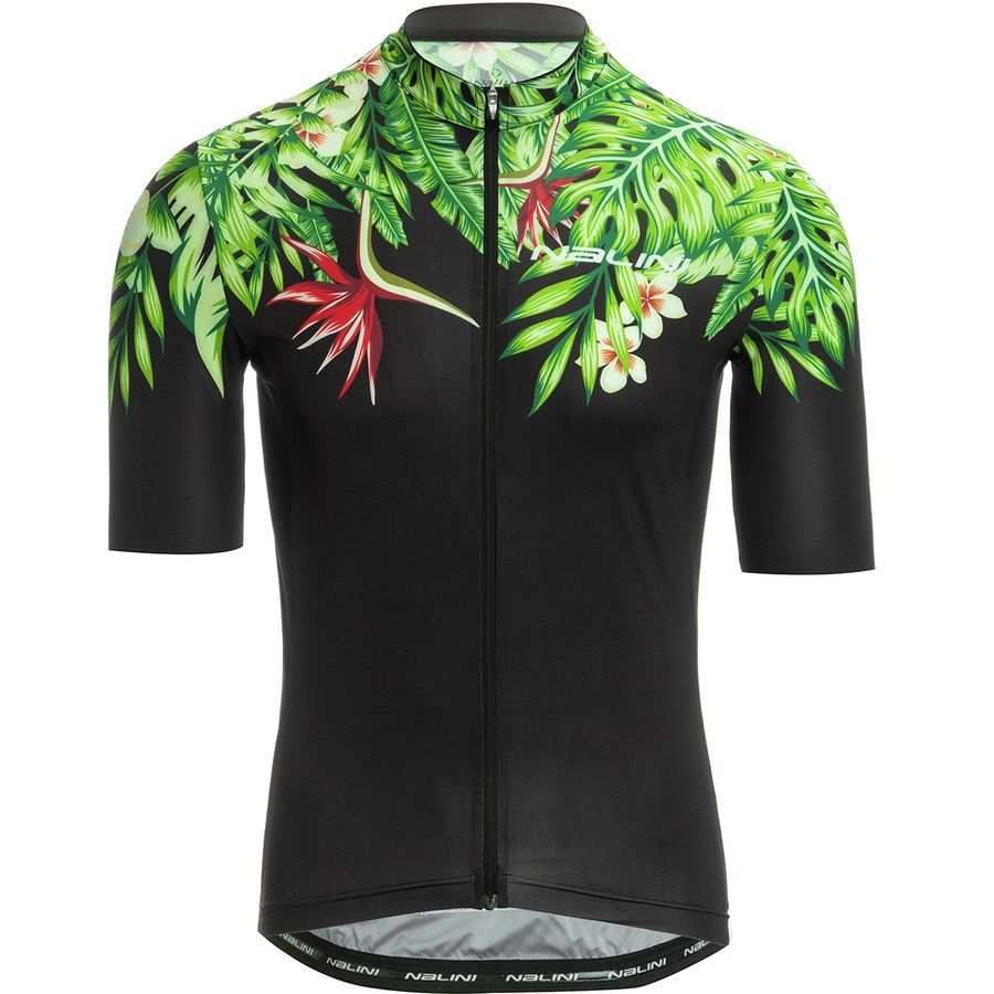 1a110be881f Nalini AIS Centenario 2.0 Short-Sleeve Road Bike Jersey - Men's ...