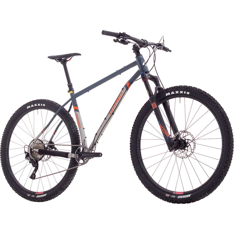 Niner SIR 9 29 2-Star SLX Complete Mountain Bike - 2017 ...