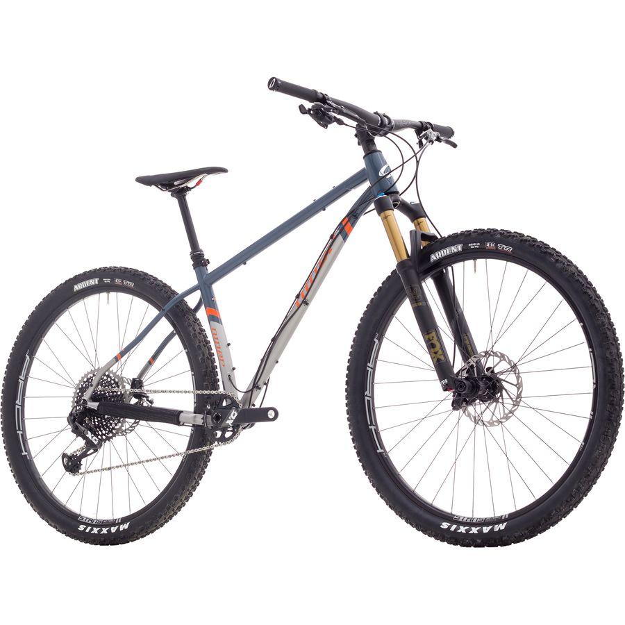 Niner 29 5-Star X01 Eagle Complete Mountain Bike - 2018 ...