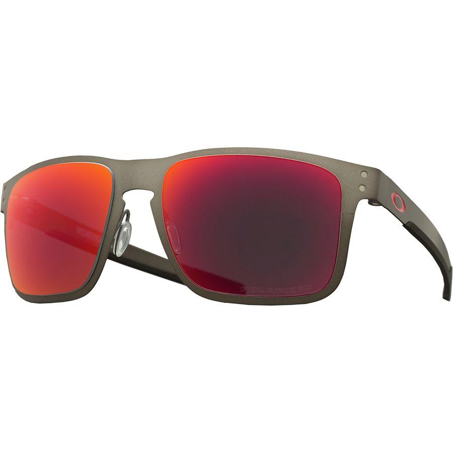 4db98d7dfb Oakley Holbrook Metal Polarized Sunglasses