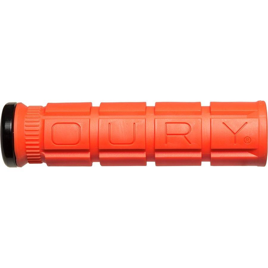Oury Mtn Grips Orange Steel Bike