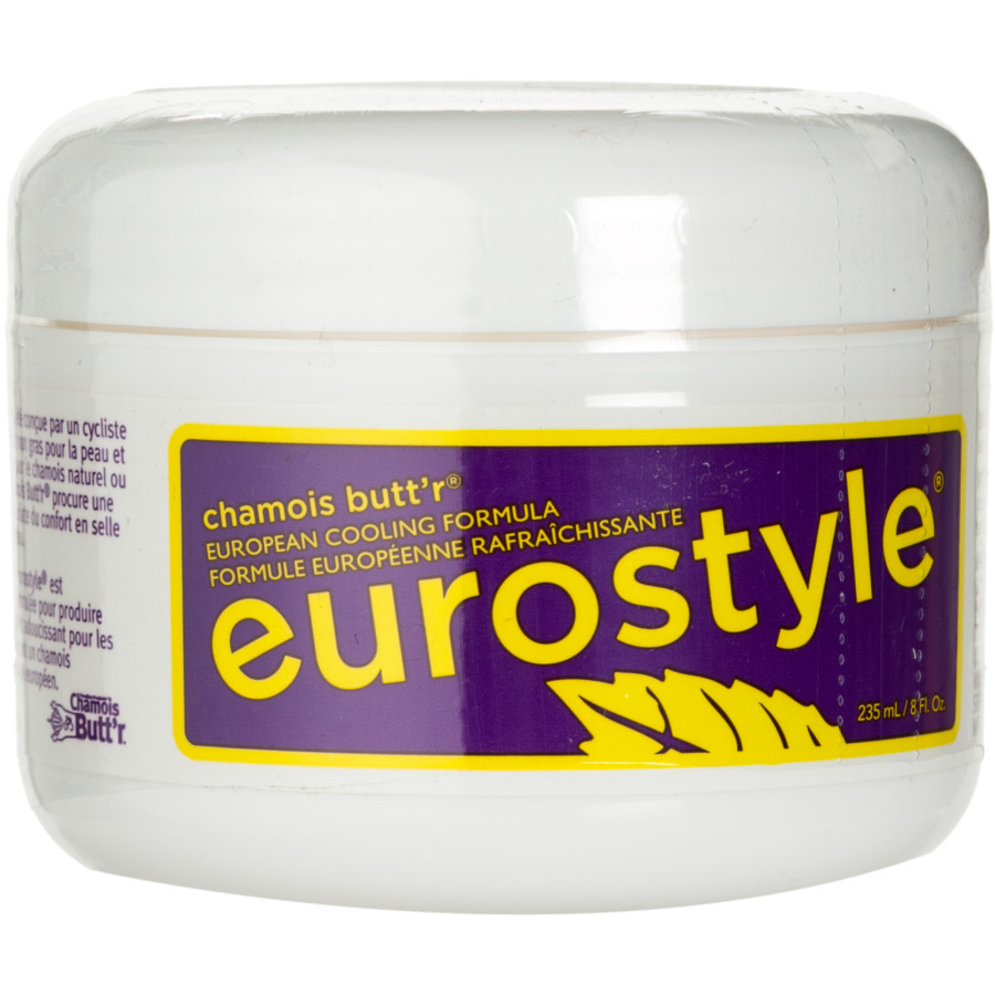 8 ounce jar Chamois Butt/'r Hot Embrocation