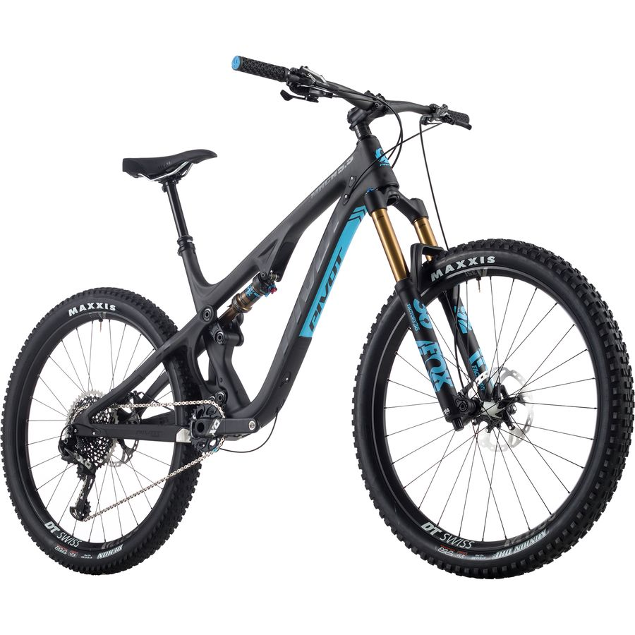Carbon Pro X01 Eagle Complete Mountain Bike - 2018