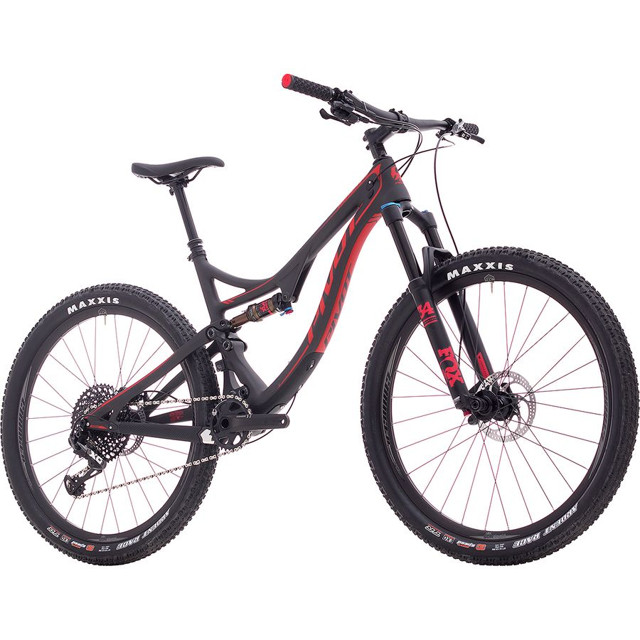 e777dfa8bcd Pivot V2 Carbon Race X01 Eagle Mountain Bike - 2018 | Competitive ...