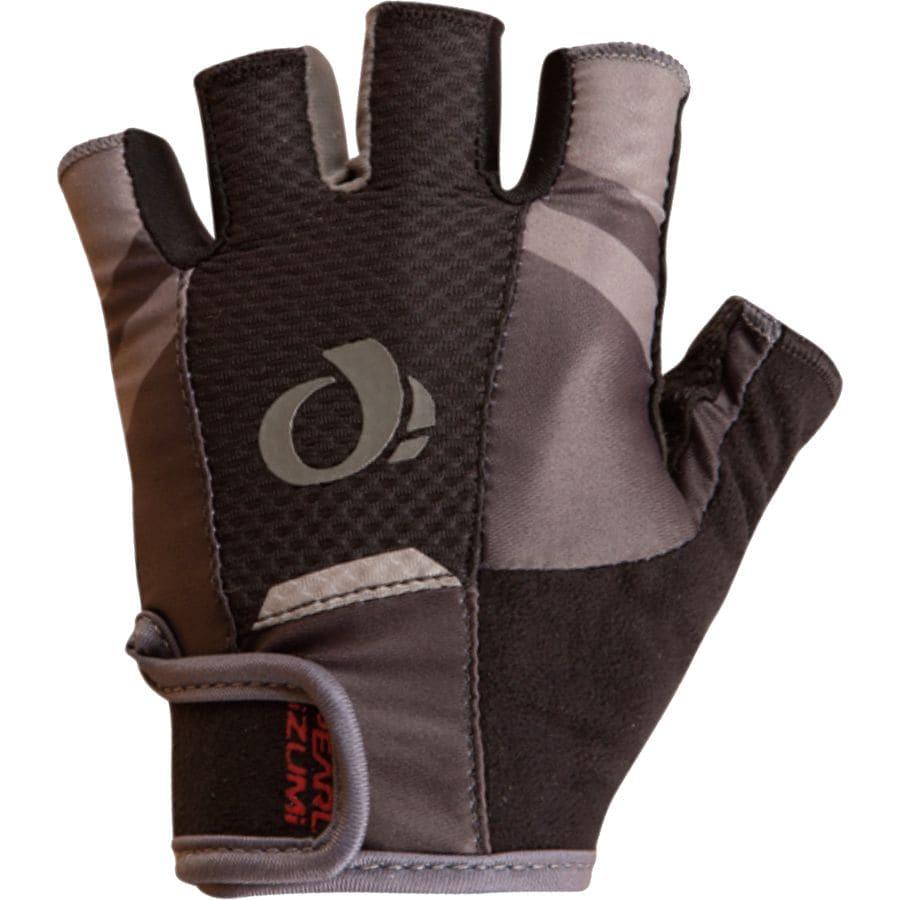 Medium Pearl Izumi P.R.O PRO Gel Vent Cycling Bike Gloves Black